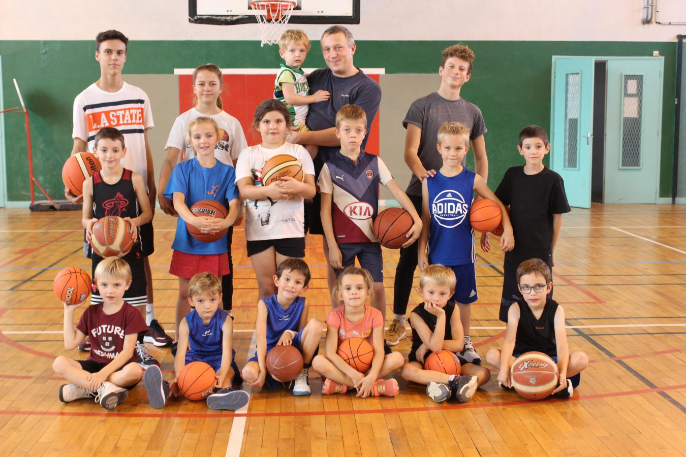 Mini U9 - Baby U7 - JLA Basket